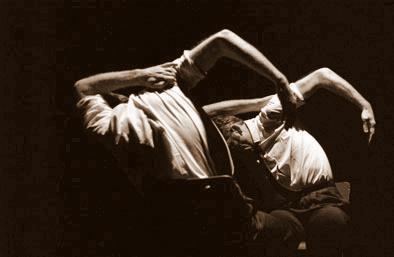 Chorég. Christian Bourrigault L'Apocalypse joyeuse Prix Léonard de Vinci Min. des Aff. Étrang. Prix SACD jeunes auteurs Prix SPEDIDAM 1992 Rencontres Chorég. de Seine St. Denis  Ph. x