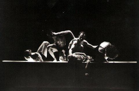 Chorég. Yoland Snaith Grande Bretagne Photo Gilles Abegg 1999 Beau Livre La Danse dans le Monde Éditions Les Belles Lettres