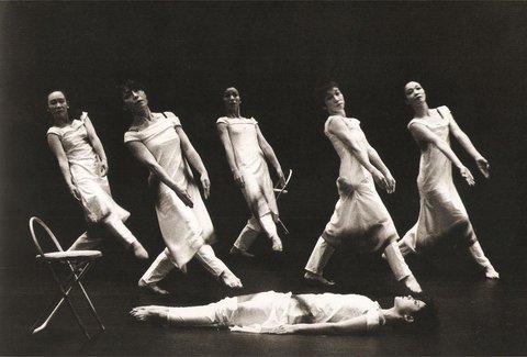 Miyako Kato Sélection Nationale du Japon 1991 extraite du Beau Livre La Danse dans le Monde Éditions Les Belles Lettres Photo Tim Walter