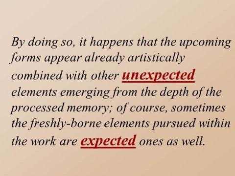 The inteligent eye Masterclass 2007 évocation des processus de création dans l'art contemporain et dans la danse 2