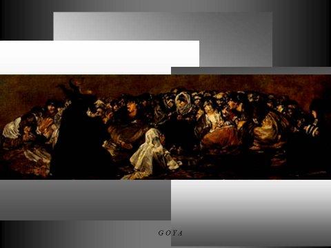 The inteligent eye extrait de la Masterclass 2007 Goya Pinturas Negras