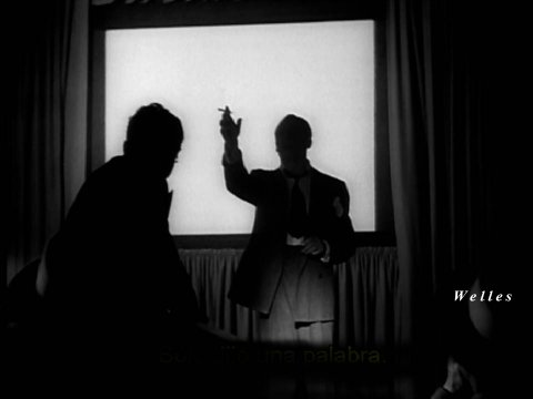 The inteligent eye extrait de la Masterclass Orson Welles 2007