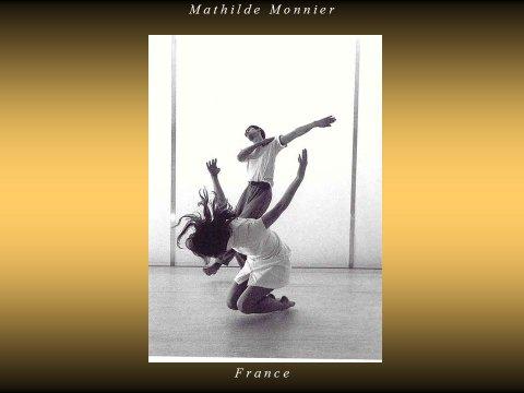 The inteligent eyeMasterclass 2007 Ch. Mathilde Monnier photo extraite du Beau Livre La Danse dans le Monde Éditions Les Belles Lettres